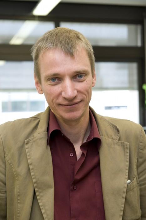 Pierre Gressens, directeur de l'unité de recherche  U676.