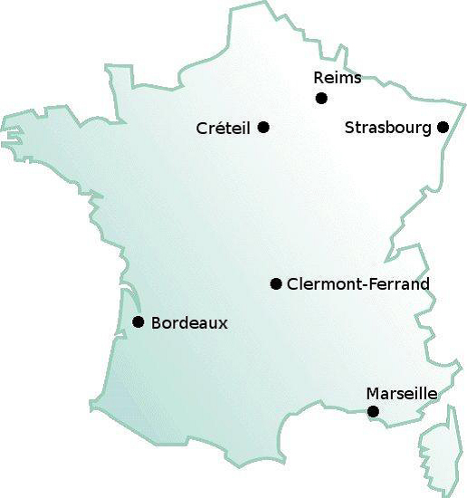 Carte Pollution Bordeaux.Indoor Air Quality And Respiratory Health In Schools Newsroom Inserm