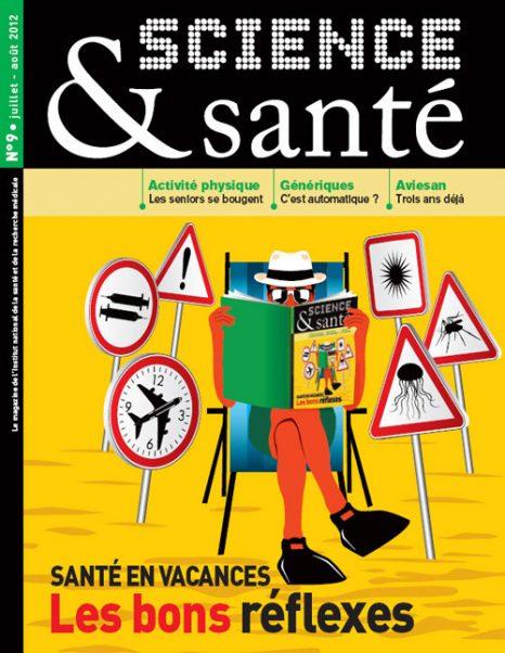 Magazine Science & Santé - juillet/août 2012