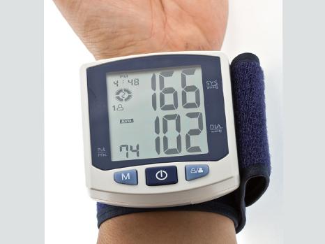 Quand l'hypertension artérielle avance masquée - Salle de..