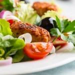 assiette-salade