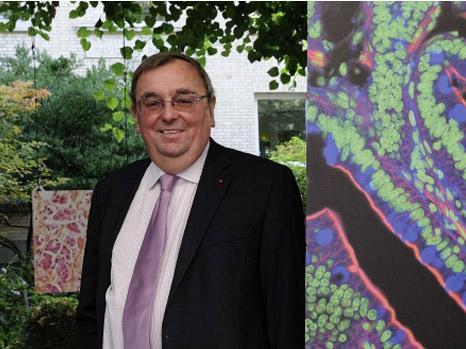 Daniel Louvard, prix honneur 2013