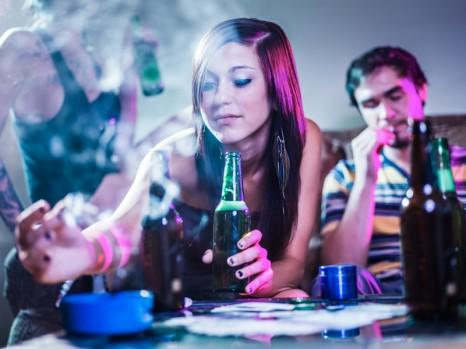 conduite addictive chez les ados