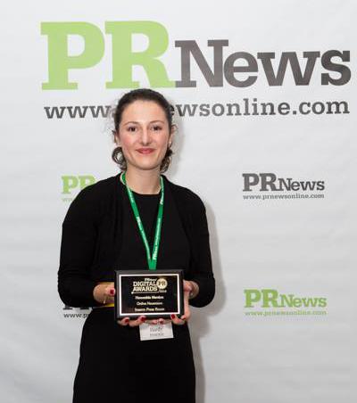 jh prix pr award