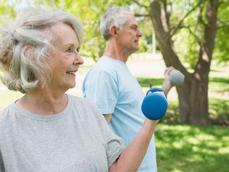 Sport seniors activités physique