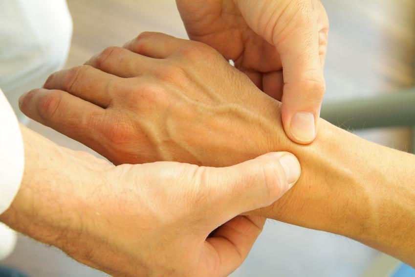 Артрит лучезапястного сустава лечение народными средствами