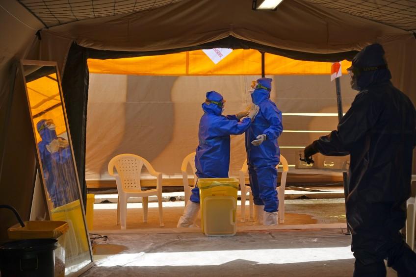 Epidémie d'Ebola en Guinée