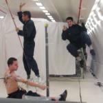 Gravité et vol parabolique