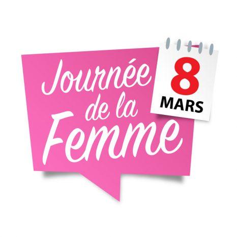 Journée de la Femme - 8 mars