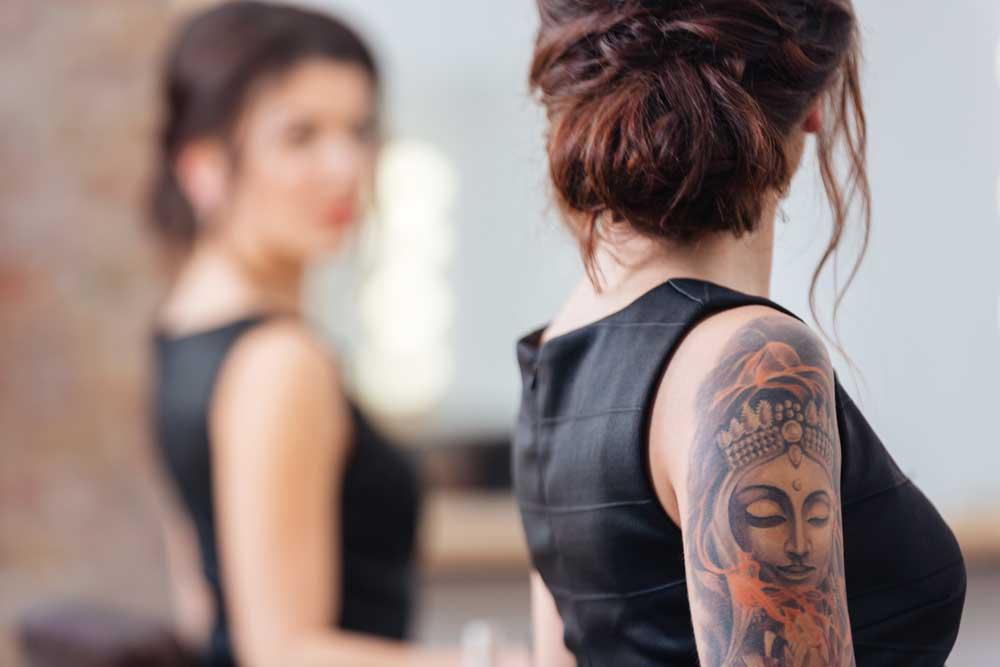 Effacer les tatouages pourrait bientôt être possible