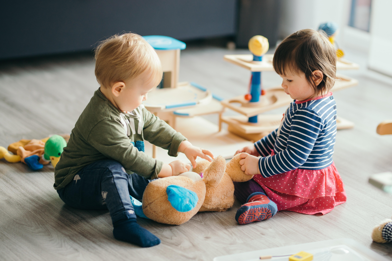 fa8610fbf89a7b Crèche et autres modes de garde   une influence sur le développement  comportemental et émotionnel des enfants.