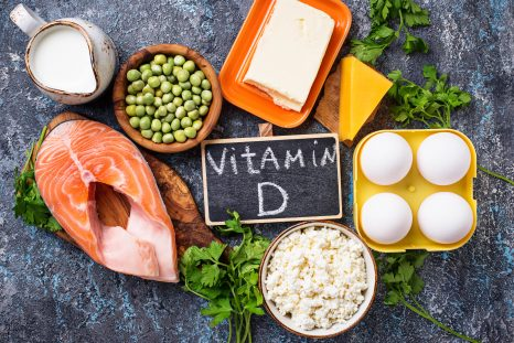 alimentation vitamine D