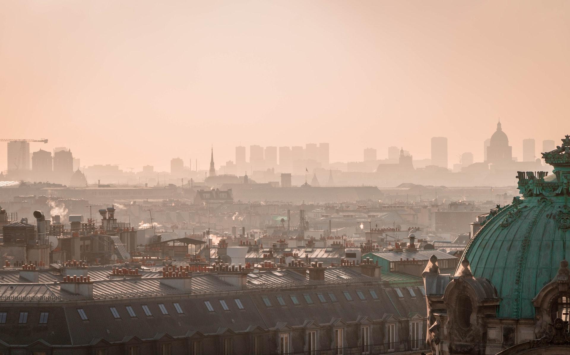 Pollution atmosphérique en Île-de-France